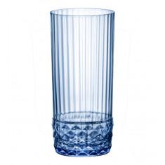 Ποτήρι Νερού America '20s Sapphire Blue 490nl Bormioli