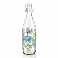 Μπουκάλι Γυάλινο Lella Butty 1lt. Borgonovo