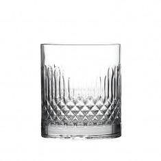 Ποτήρι Ουίσκυ Κρυστάλλινο DiamantΣετ 4τμχ. Luigi Bormioli 480mle
