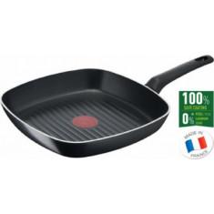 Γκριλιέρα Αντικολλητική Simple Cook 26cm Tefal