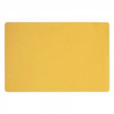Σουπλά Δερμάτινο Yellow Secret De Gourmet 30X40