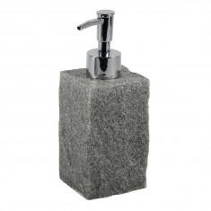 Dispencer Θήκη Για Κρεμοσάπουνο Rock Grey Marva