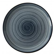 Πιάτο Ρηχό Πορσελάνης Porline Blue 21cm Porline Porselen