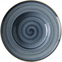 Πιάτο Σπαγγετι Πορσελάνης Porline Blue 26cm Porline Porselen