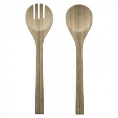 Κουτάλες Σετ 2τμχ Bamboo 5five