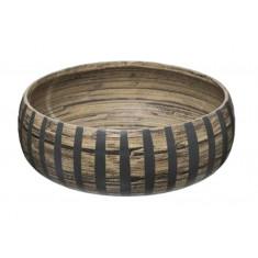 Μπολ Bamboo Ριγε 25cm 5five