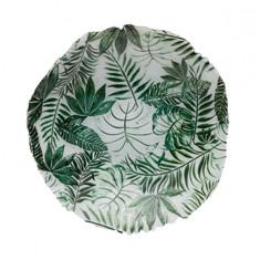 Μπολ Γυάλινο Στρογγυλό Jungle 30cm
