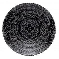 Πιατέλα Γυάλινη Kaleidoscope 40cm