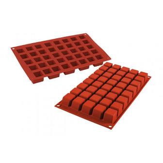 Φόρμα Σιλικόνης Silikomart Cubes 24 θέσεων