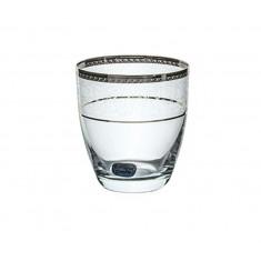 Ποτήρι Ουίσκι Κρυστάλλινο Bohemia 300ml Σετ 6Τμχ Elisabeth Platin