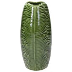 Βάζο Κεραμικό Tongass Green 23cm Andrea Fontebasso