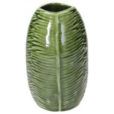 Βάζο Κεραμικό Tongass Green 18cm Andrea Fontebasso