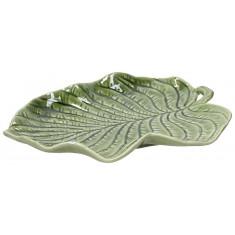 Πιατέλα Κεραμική Tongass Green 32cm Andrea Fontebasso