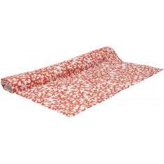 Ράνερ Βαμβακερό Reef Cotton Red  45X140 Andrea Fontebasso