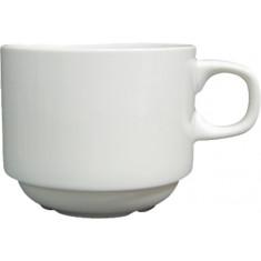 Φλιτζάνι Καφέ Στοιβαζόμενο Πορσελάνης
