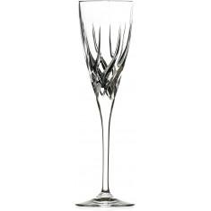 Ποτήρι Σαμπάνιας  Κρυστάλλινο Rcr 180ml Σετ 6 Τμχ Trix