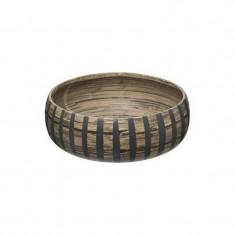 Μπολ Bamboo Ριγέ 30cm 5five