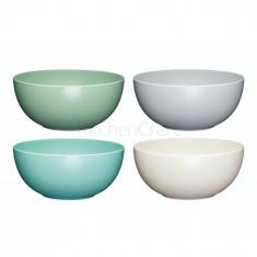 Μπολ Μελαμίνης Σετ 4τμχ. Colorworks 15cm Kitchencraft