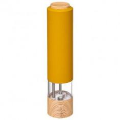 Μύλος Αλατοπίπερου Ηλεκτρικός Modern Yellow23cm 5five