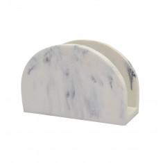 Χαρτοπετσετοθήκη Marble Πολυεστερική