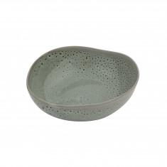Πιάτο Πορσελάνης Βαθύ Granite Glased Beige 18cm