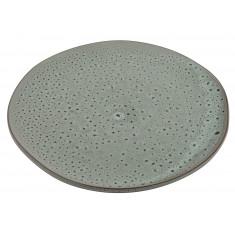 Πιάτο Πορσελάνης Ρηχό Granite Glased Beige 26cm