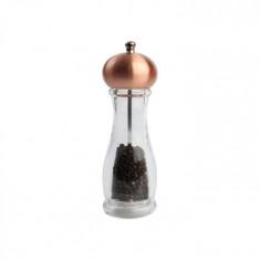 Μύλος Για Πιπέρι Ακρυλικός Copper 16.5cm