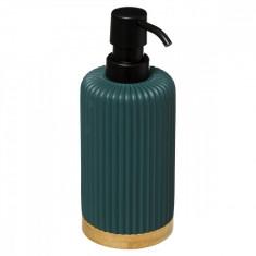 Dispencer Θήκη Για Κρεμοσάπουνο Polyester Natureo Green  5five
