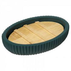 Θήκη Για Σαπούνι Polyester Natureo Green 5Five
