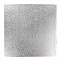 Βάση Τούρτας Τετράγωνη Αλουμινόχαρτου 20cm Tala