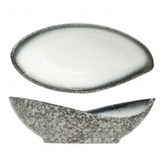 Μπολ Πορσελάνης Οβάλ Sea Pearl 10cm Cosy & Trendy