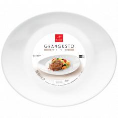 Πιατέλα Γυάλινη Grangusto Steak 31cm Bormioli Rocco