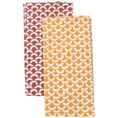 Πετσέτες Κουζίνας βαμβακερές Σετ 2τμχ.Torres 45x70cm Andrea Fontebasso