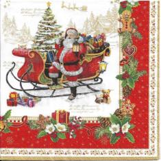 Χαρτοπετσέτες Πολυτελείας Χριστουγεννιάτικες 20Τμχ. Memories