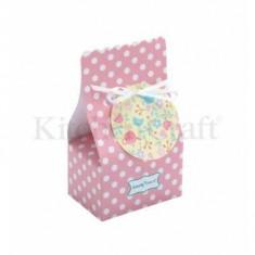 χάρτινα κουτάκια για γλυκά σετ 8 τεμάχια sweetly does it
