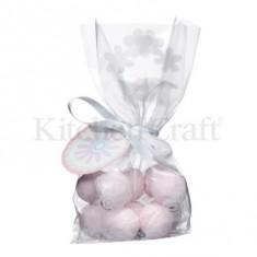σακουλάκια με σχέδια  για γλυκά σετ 12 τεμάχια sweetly does it