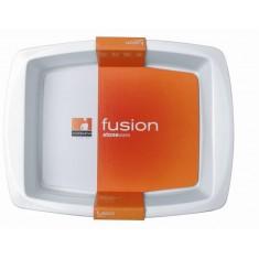 ταψί πυρίμαχο παραλληλόγραμμο vista alegre 32cm fusion white