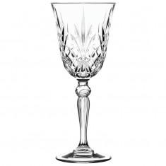 ποτήρι λικέρ κρυστάλλινο rcr 50ml σετ 6 τμχ melodia