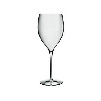 Ποτήρι Κρασιού Κρυστάλλινο Luigi Borlioli 590ml Σετ 6 Τμχ Magnifico
