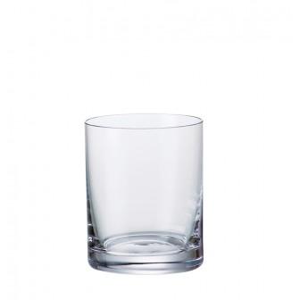 Ποτήρι Ουίσκι Κρυστάλλινο Bohemia 320ml Σετ 6 Τμχ Kleopatra