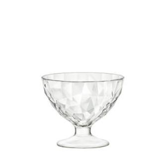 Ποτήρι Παγωτού Bormioli Rocco Diamond 22cl διάφανο