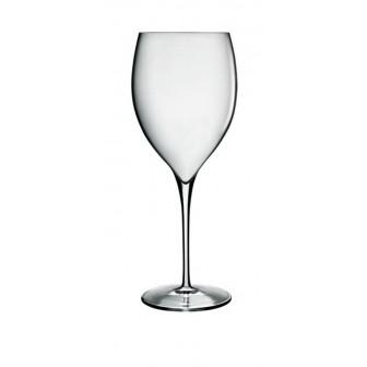 Ποτήρι Κρασιού Κρυστάλλινο Luigi Borlioli 700ml Σετ 6 Τμχ Magnifico