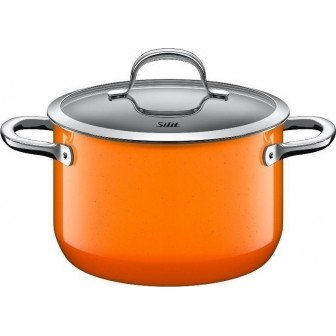 Χύτρα Silit 20cm Passion Orange