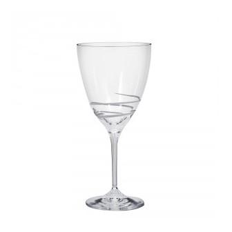 Ποτήρι Κόκκινου Κρασιού Σετ 6 Τμχ Κρυστάλλινο Bohemia Cristelle 610ml