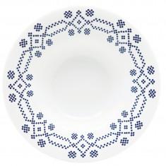 Πιάτο Βαθύ Σετ 6Τμχ Kythera 23cm Ionia