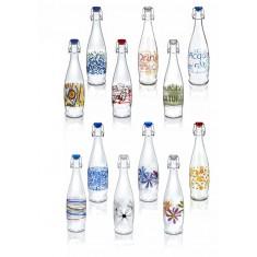 Μπουκάλι Γυάλινο Decover Διάφορα Σχέδια