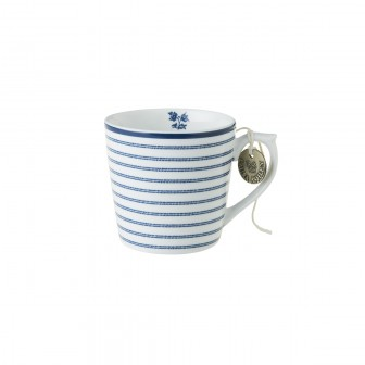 Κούπα Laura Ashley Candy Stripe Fine Bone China 220ml