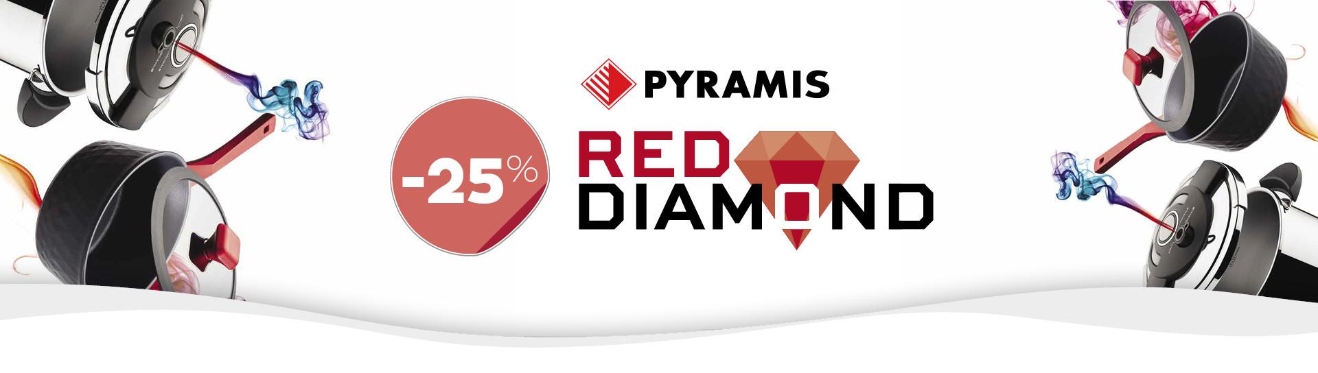 PYRAMIS RED DIAMOND